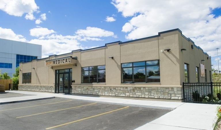 Inovo Medical Clinic in Ottawa