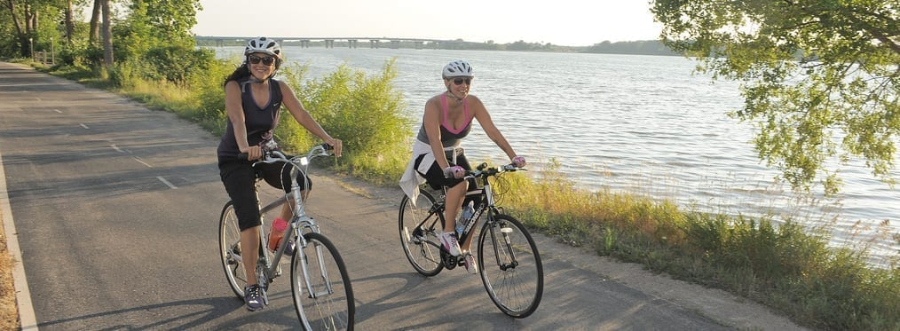 Biking Which is the best treatment for pain relief?