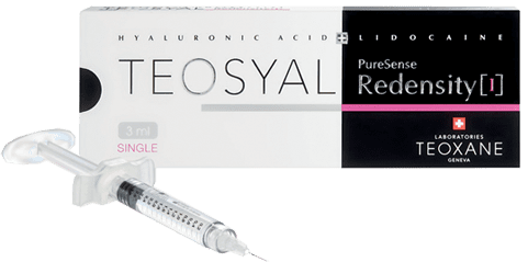 Teosyal-Redensity-1 V2 Microneedling Beauty Booster