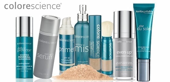 colorescience Skin Care Products